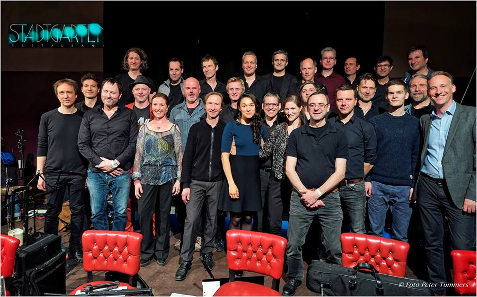 CCJO 15 Jahre Gruppe