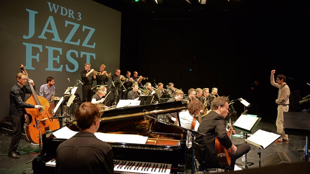 CCJO WDR Jazzfest Münster 2016