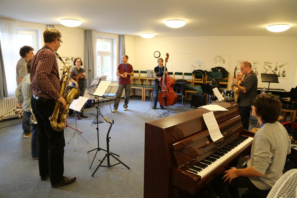 Jazzworkshop Ettlingen 2014
