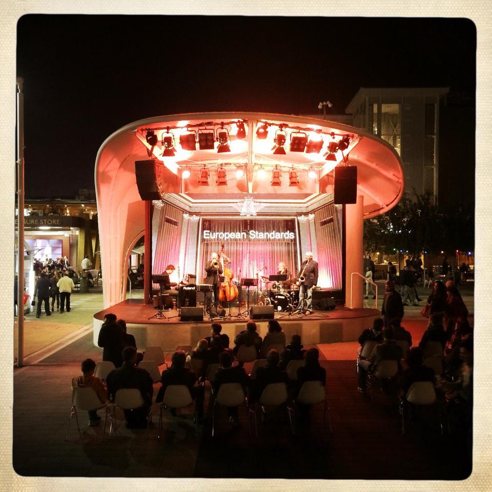 Jazzpool NRW Expo Mailand 2015