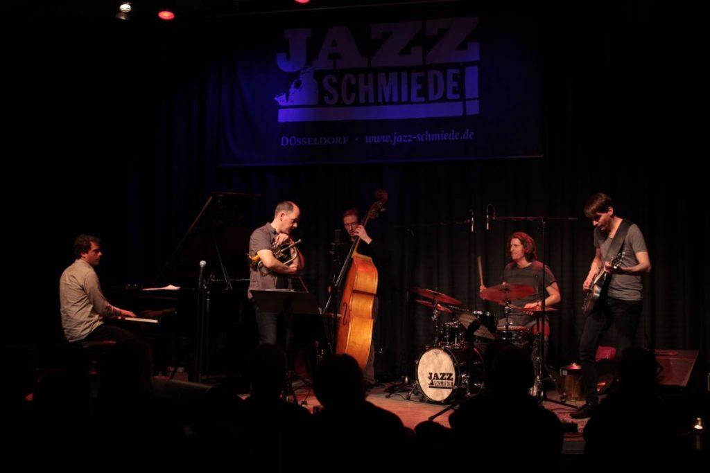 Matthias Bergmann Quintett Jazzschmiede Düsseldorf