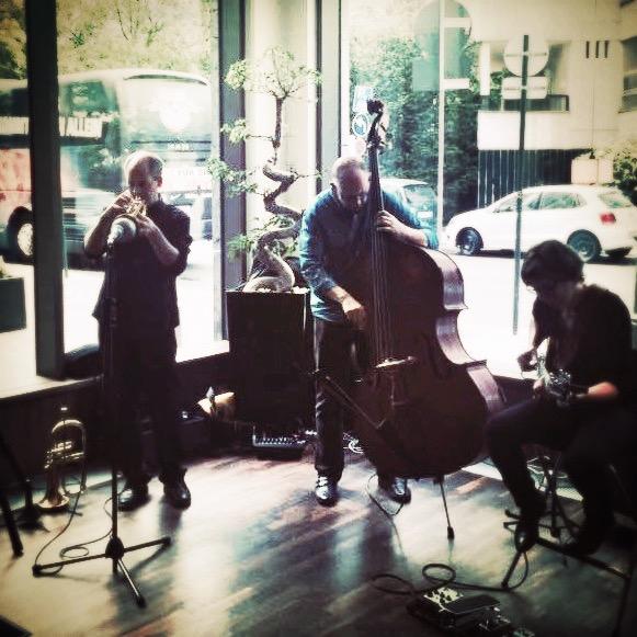 Trio Jazzrally Düsseldorf 2016