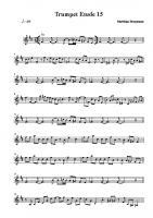 trumpetetude15