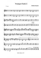 Trumpet Etude 2