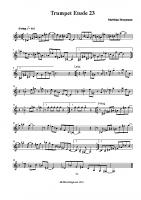 trumpetetude23