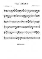 Trumpet Etude 6