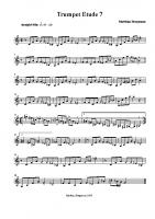 trumpetetude7