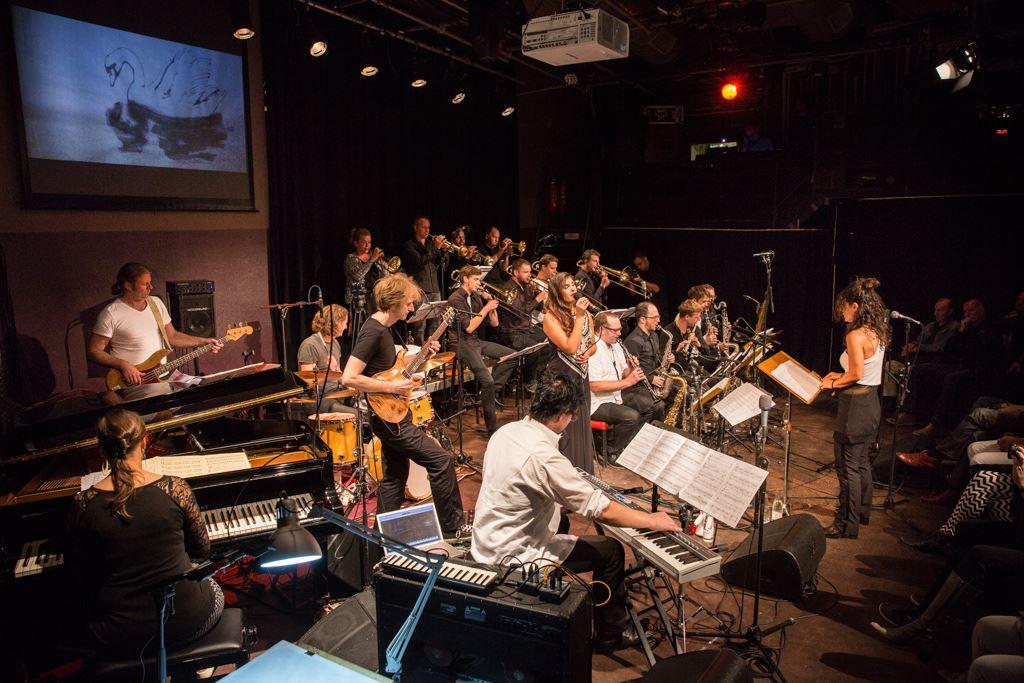Thoneline Orchestra im Stadtgarten Köln 2015