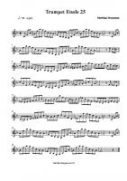 trumpetetude25