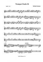 trumpetetude26