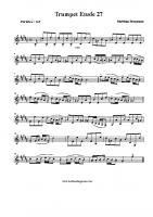 trumpetetude27