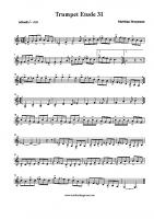 trumpetetude31