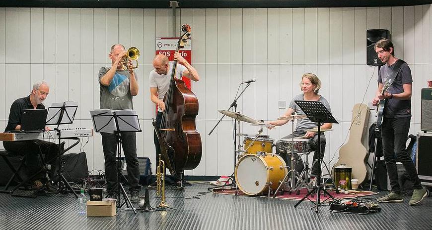 Matthias Bergmann Quintett Jazztube Bonn 2016