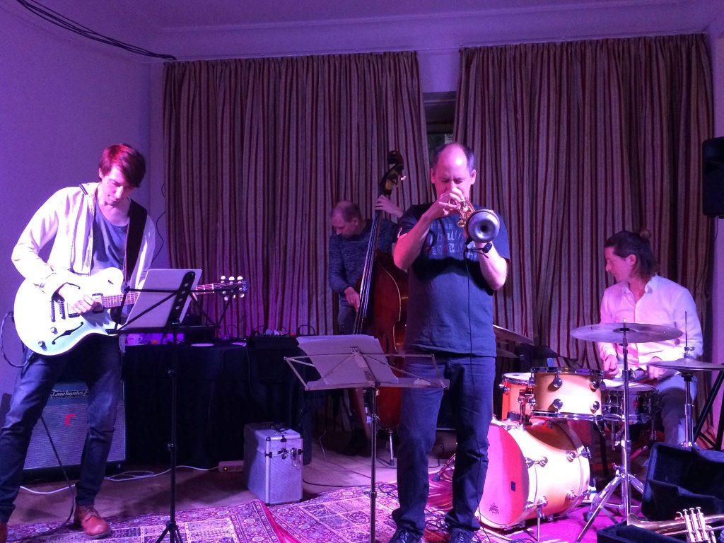 Matthias Bergmann Quartett Im Brandström Köln 2014