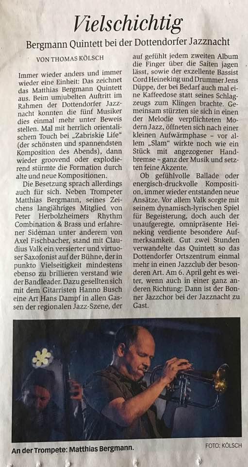 Bonn Quintett Kritik