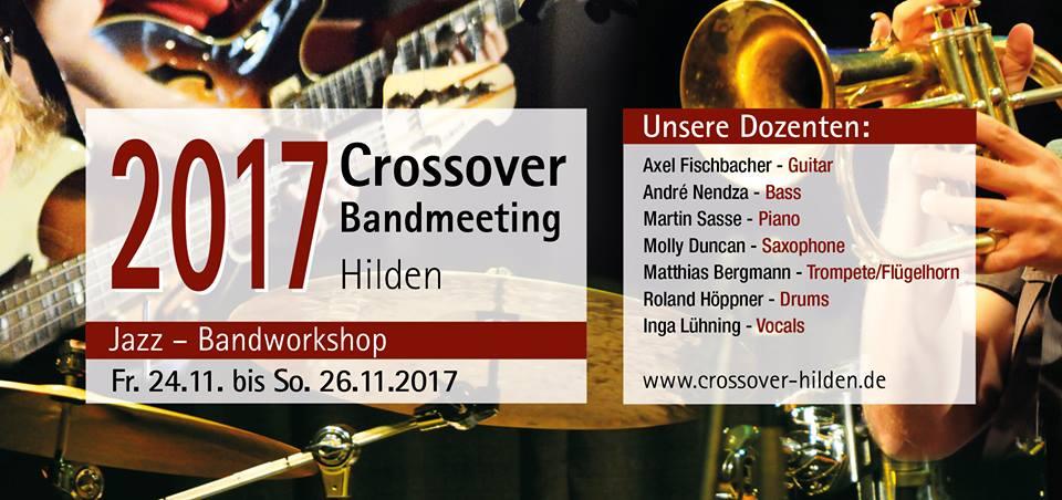 CrossOver Dozenten 2017