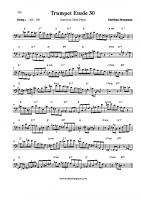 Trumpet Etude 30 Trb (Giant Steps)